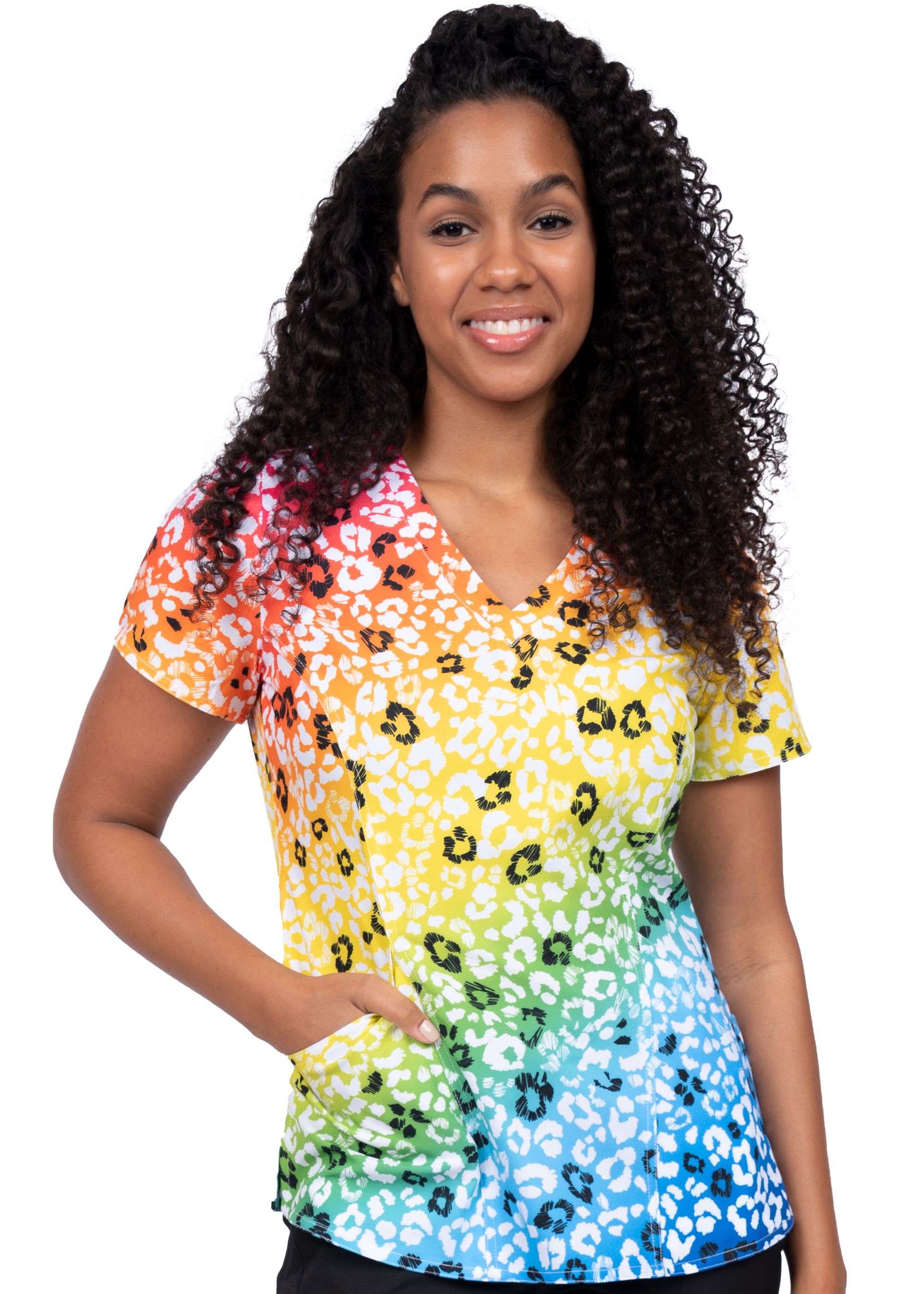 Ava Print Top-Ava Therese